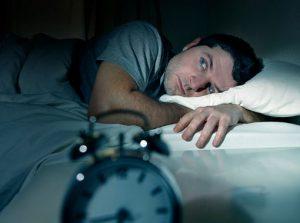 عوارض بی خوابی