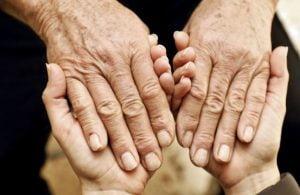 درمان بی حسی در دست