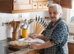 آشپزی با آلزایمر
