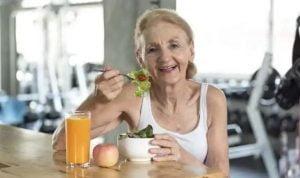 درمان سوء تغذیه در سالمندان